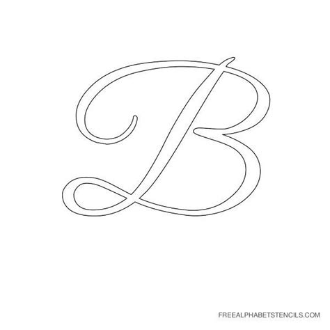 printable letter stencils for fondant 8 best stencils images on pinterest stencil templates