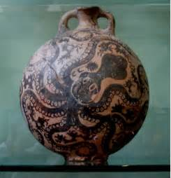 Octopus Vase Minoan by Greece Octopus Vessel Knossos Crete The Potter Who Fashioned This Vase Had A Sense Of Humour