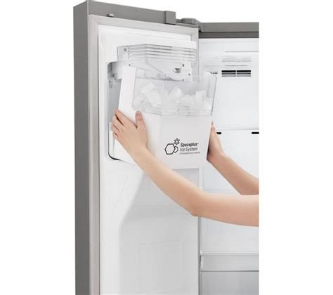 Fridge Freezers American Style No Plumbing by Buy Lg Gsj961nsbv American Style Fridge Freezer Stainless Steel Free Delivery Currys