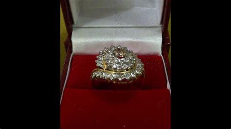 aneka model cincin berlian wanita