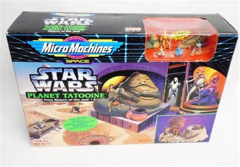 Planet Lulu Coupon Code by Wars Galoob Micro Machines Planet Tatooine