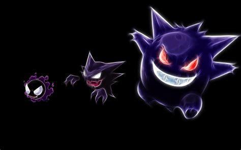 Ghost Pokemon Wallpaper Purple #9304 Wallpaper   WallDiskPaper