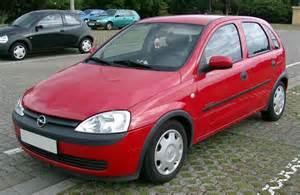 Opel C Autoankauf Opel Corsa Aller