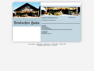 deutsches haus lutten hotelverzeichnis fair hotels deutsches haus vechta