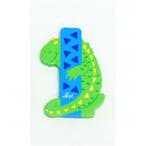 lettere sevi sevi animal wooden letter i decorative letter sevi