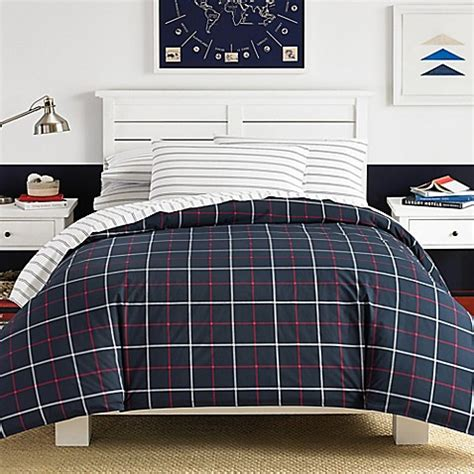 nautica queen comforter buy nautica 174 tillington full comforter set in navy from
