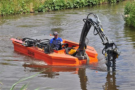 mowing boat conver mowing boat c485f conver