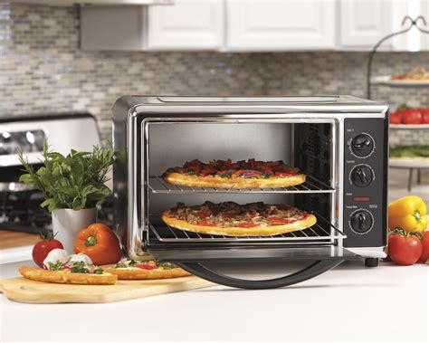 kitchens toaster on counter large counter top oven kitchen convection rotisserie
