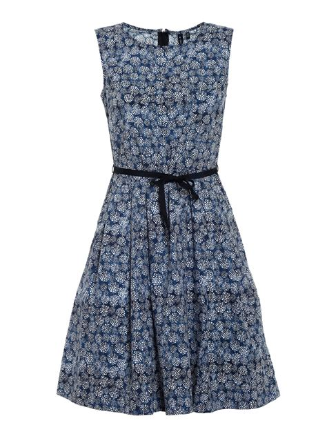 Cotton Dress floral print cotton dress by woolrich dresses ikrix