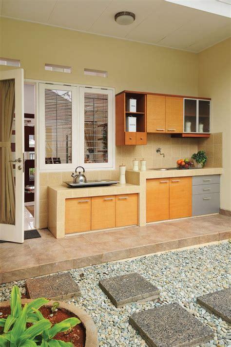 desain interior dapur kecil mungil minimalis 8 best desain taman rumah modern minimalis images on