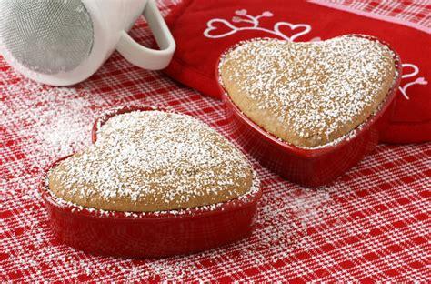 ricette per cucinare il cuore san valentino dolci a forma di cuore
