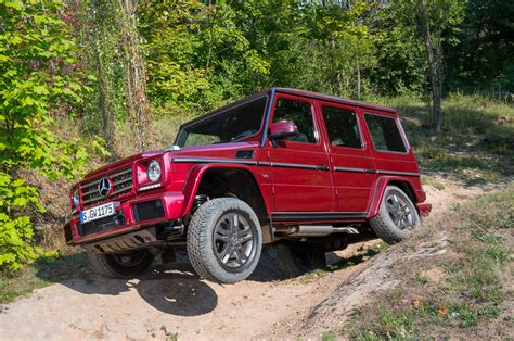 2016 mercedes g550 drive review