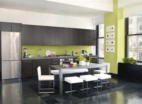 Antique Green Kitchen Cabinets by 25 Stunning Kitchen Color Schemes