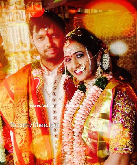Marriage Pics by Something Special Anchor Lasya Marriage Photos Www