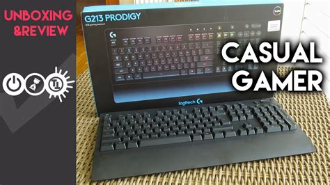 Keyboard Logitech G213 Prodigy logitech g213 prodigy review meeting halfway