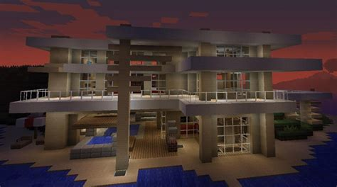 Italian House Plans by 20 Modern Minecraft Houses Nerd Reactor