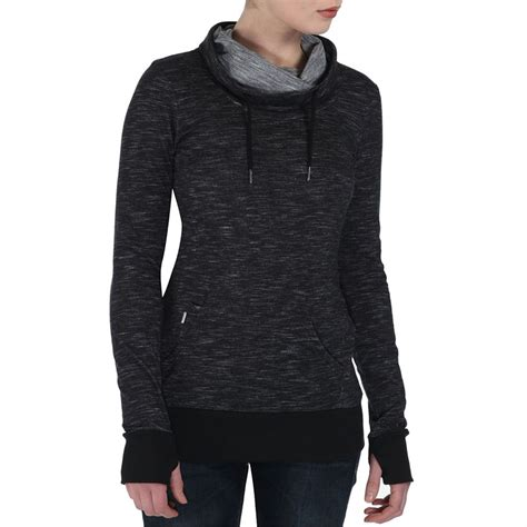 womens bench hoodies bench trifun pullover hoodie women s evo outlet