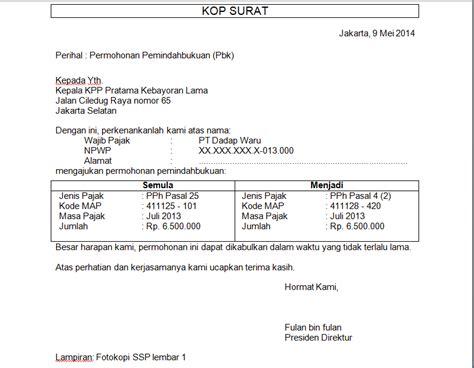 Contoh Surat Perintah Pt Duta Mandiri by Pbk