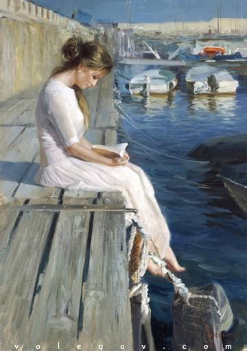 libro russia and the arts volegov com at pier of blanes painting