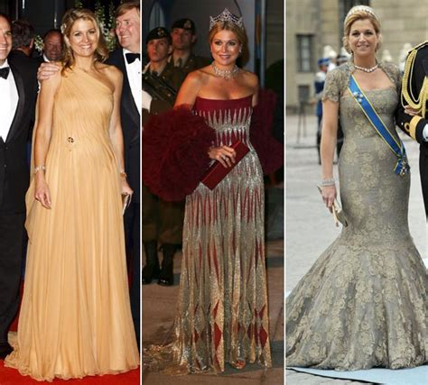 Princess Maxima's style as she prepares to become Queen of the Netherlands