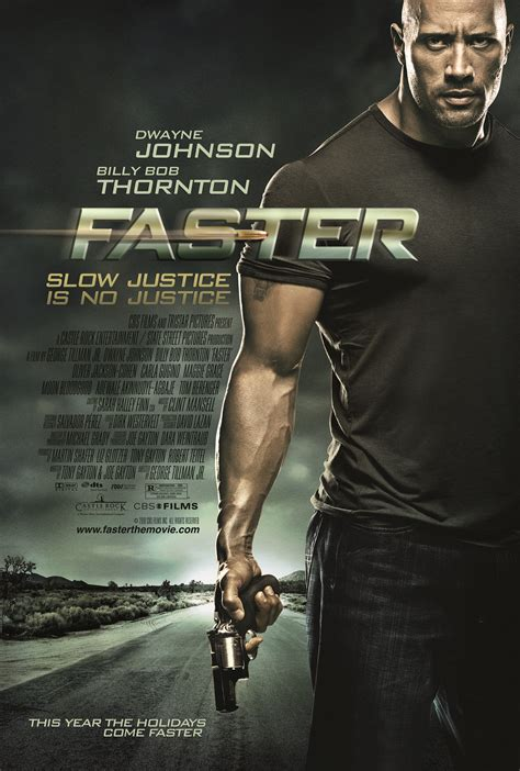 tattoo meaning in faster movie dwayne johnson on set interview faster collider