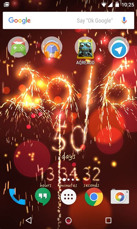 new year countdown 2016 live wallpaper new year 2016