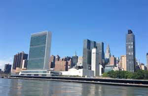 United Nations New York Map by Un Building New York United Nations Building E Architect