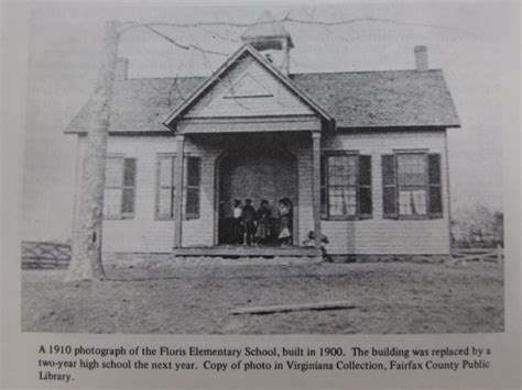 Oakton Post Office by 100th Anniversary Of Vale Schoolhouse S Second Room