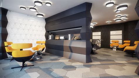 work it high style high tech home offices apartment therapy rompharm office interior design by geometrix