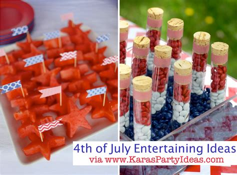 4th of july backyard party ideas kara s party ideas 4th of july outdoor summer patriotic party planning ideas decorations
