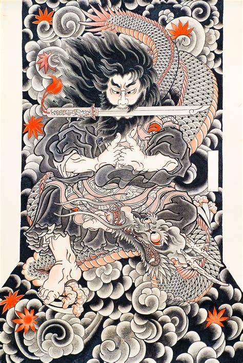 irezumi tattoo designs osen enigmatic irezumi designer of yokohama i نشم
