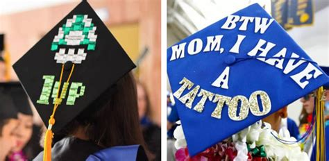 How To Decorate Cap And Gown by Ideas For Decorating Your Graduation Caped2go