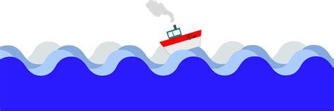 boat in sea clipart clipart boat at sea