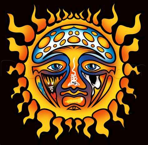 sublime sun coloring page sun drawing how to draw sublime sun logo sublime sun