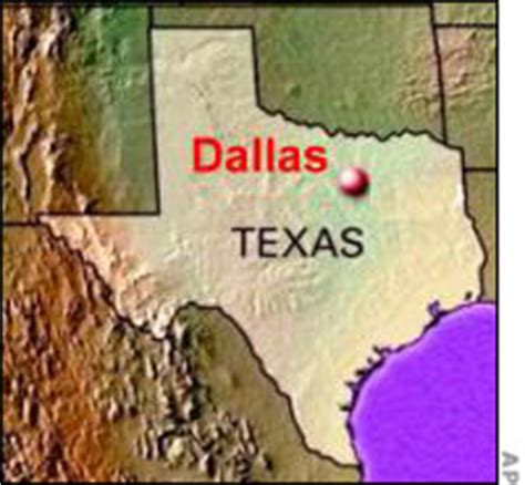 show me a map of dallas texas tx tx charles albright the texas eyeball killer