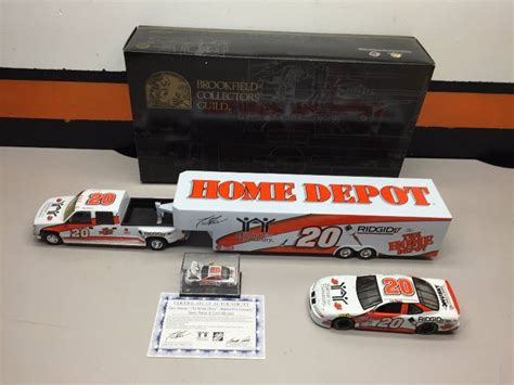 august tony stewart collectible consignment in fargo