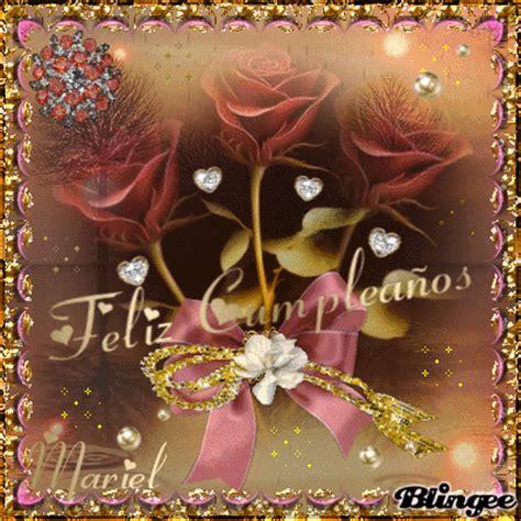 imagenes rosas de feliz cumpleaños feliz cumplea 209 os con rosas 168 marielcb picture 131638327