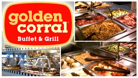 free dinner at golden corral mcdougal funeral homes
