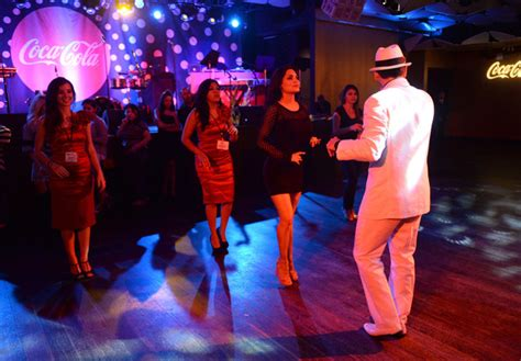 the conga room la live guests at the bet experience latin showcase zimbio