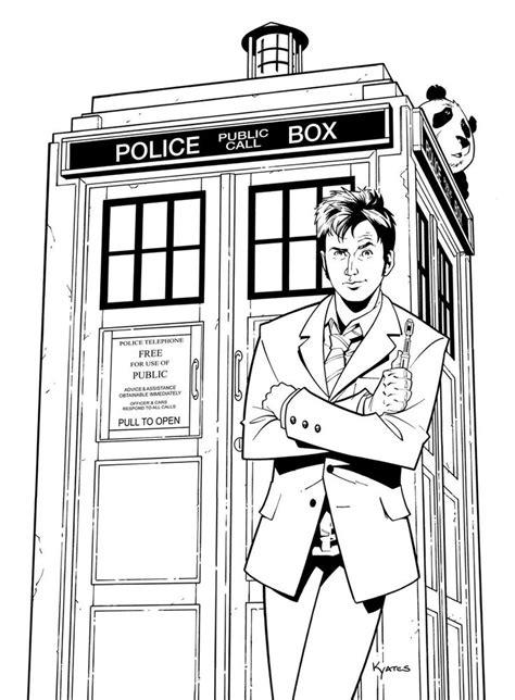 Doctor Who Coloring Pages Coloring Home Doctor Who Coloring Page