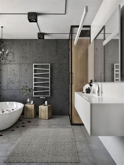 Modern Bathroom Decoration 25 Best Ideas About Modern Bathroom Design On Modern Bathrooms Grey Modern