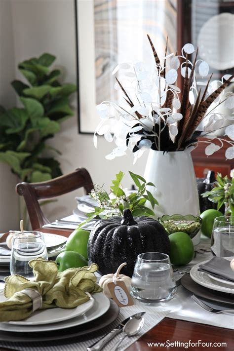 17 best ideas about fall table centerpieces on