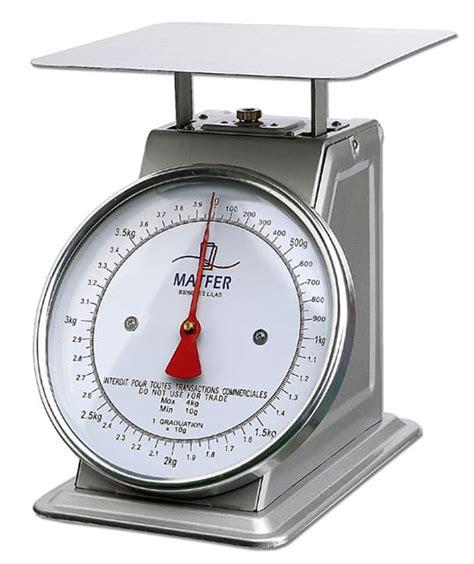 Mechanical Scale (50 kg / 200 g)   MeilleurduChef.com