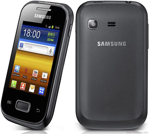 Hp Samsung Pocket Neo samsung galaxy pocket plus s5301 pictures official photos