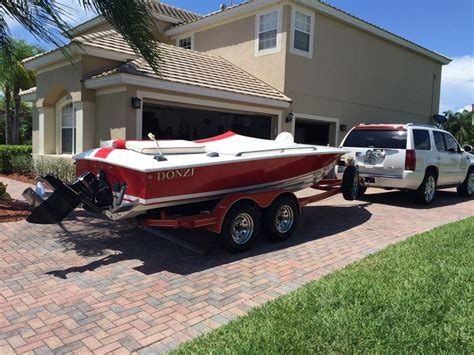 donzi rc boats for sale 1986 donzi marine 18 classic 18 powerboat for sale in florida