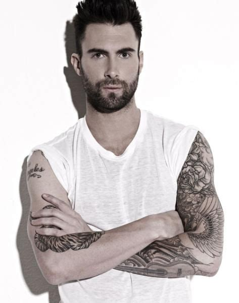 adam levine back tattoo adam levine tattoos adam levine by marron 5 tattoos