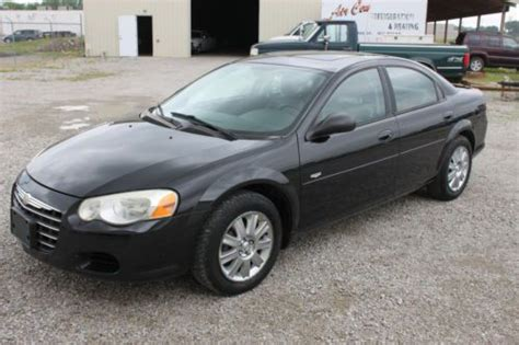 how it works cars 2004 chrysler sebring spare parts catalogs buy used 2004 chrysler sebring lxi platinum series needs work as is motor knock but runs in