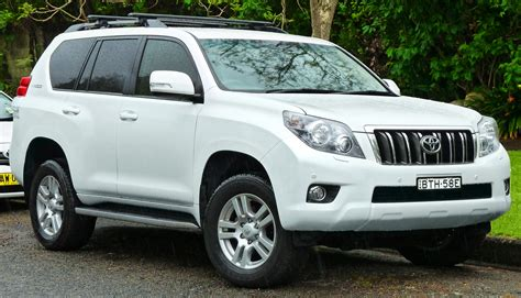 Toyota Vehicles 2016 Cars Toyota Land Cruiser Prado J150 2016 Auto Database