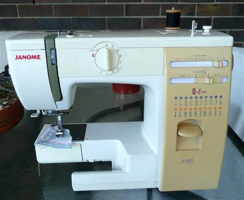 100 janome sewing machine ebay australia