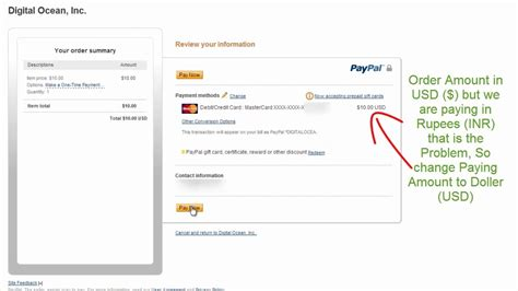Can I Add Money To My Visa Gift Card - i can t add my visa debit card into paypal infocard co